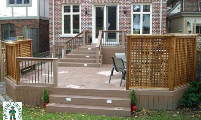 Level Diy Deck Plans