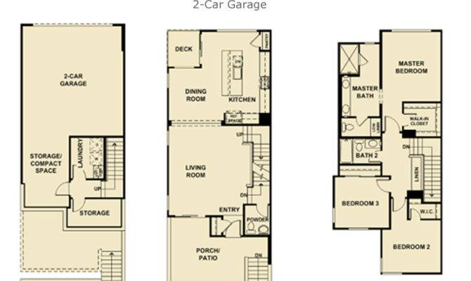 Level Fifteen Floor Plan North County New Homes