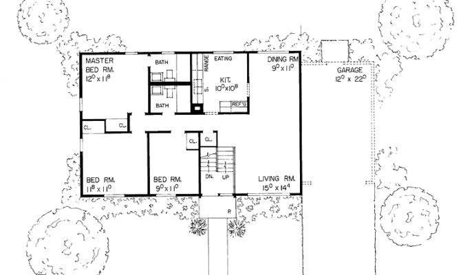 Level Home Plans Designs