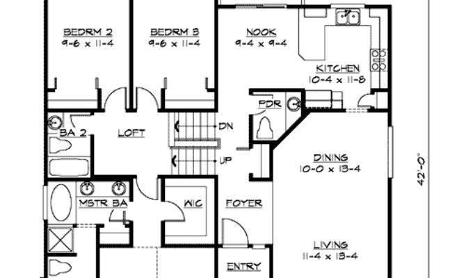 Level Split Floor Plans Thefloors