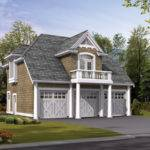 Lida Apartment Garage Plan House Plans More
