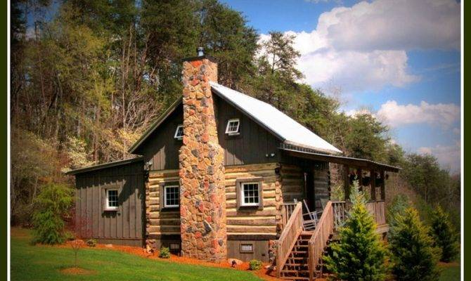 Life Our Biggest Diy Project Date Building Vintage Log Cabin