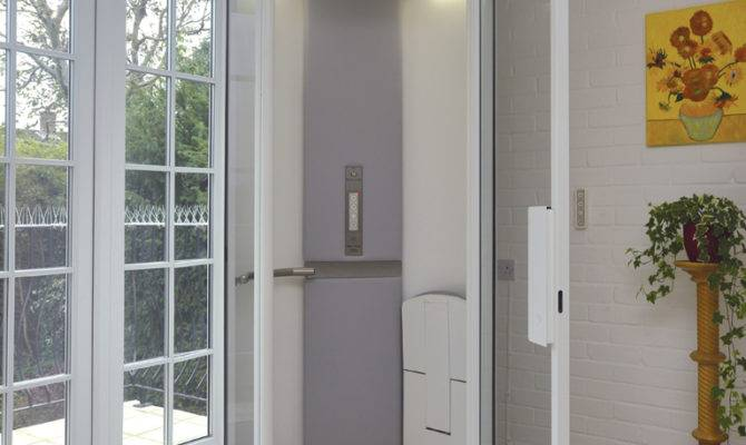 Lifestyle Home Lift Luxury Through Floor Elevator