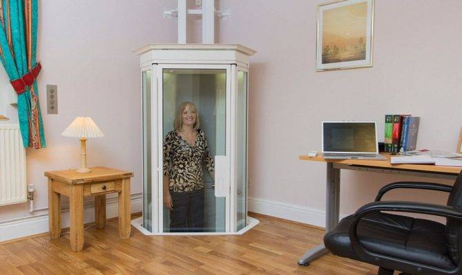 Lifestyle Lift Could Replace Stairlifts Homes Daily Mail