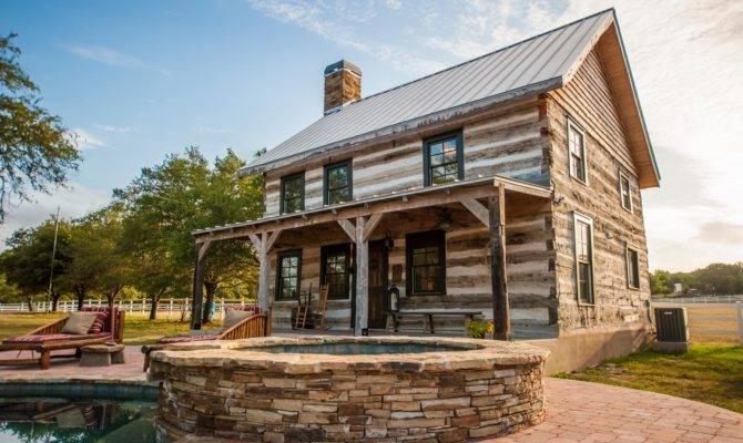 Light Rustic Cabin Heritage Restorations
