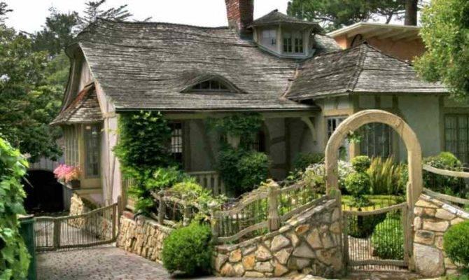Like Pinterest Fairytale Cottage Cottages Storybook