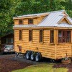 Lincoln Tiny House Rental Hood Village