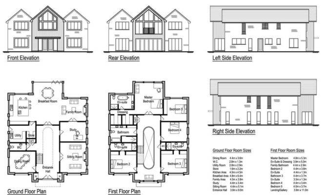 Lintons Bedroom House Design Solo Timber Frame