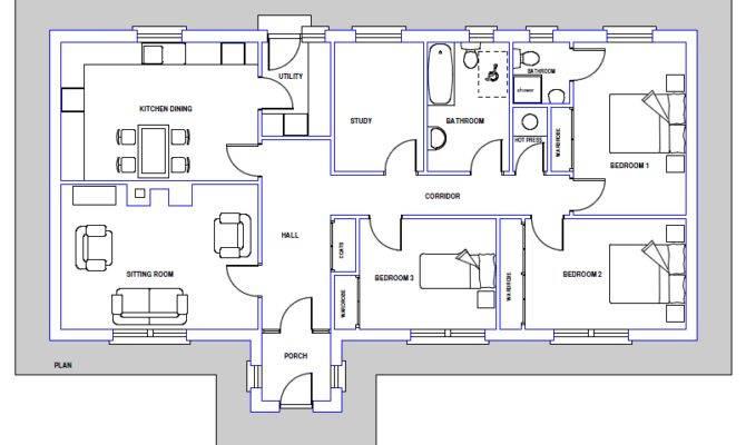 Lismahon Blueprint Home Plans House Designs Planning
