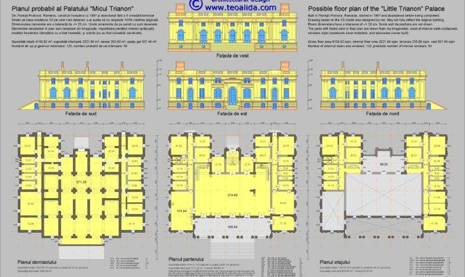 Little Trianon Palace Design Services Teoalida