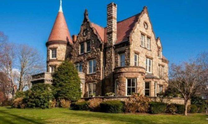 Live Like These Castle Homes