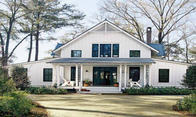 Living Cottage Style House Plans Southern
