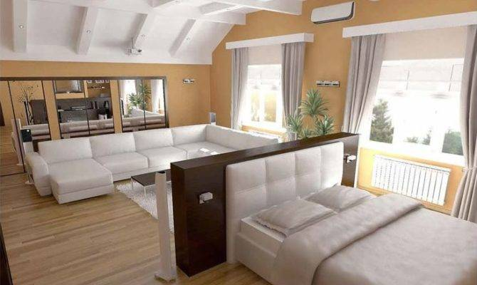 Living Room Bedroom Combo Google Search Small Spaces