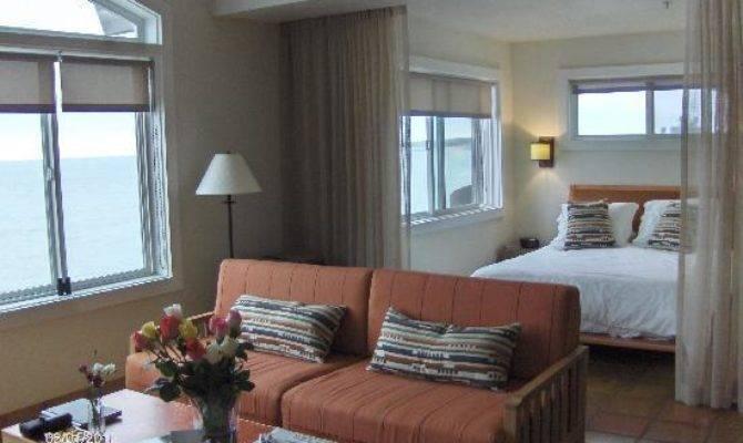 Living Room Bedroom Cypress Inn Miramar