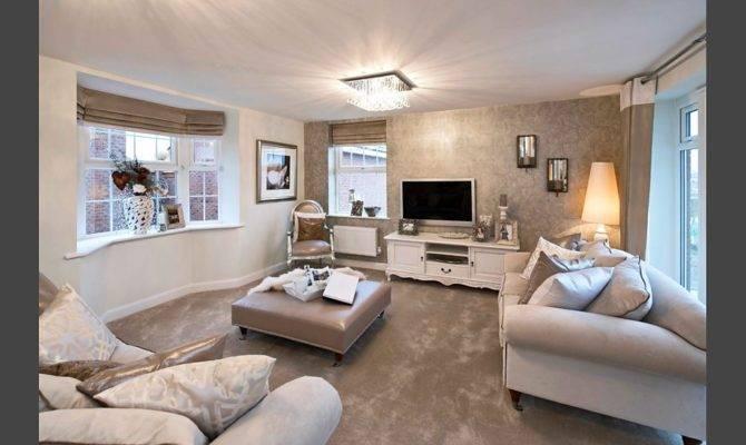 Living Room Decoration Shows Modern Home Design Ideas