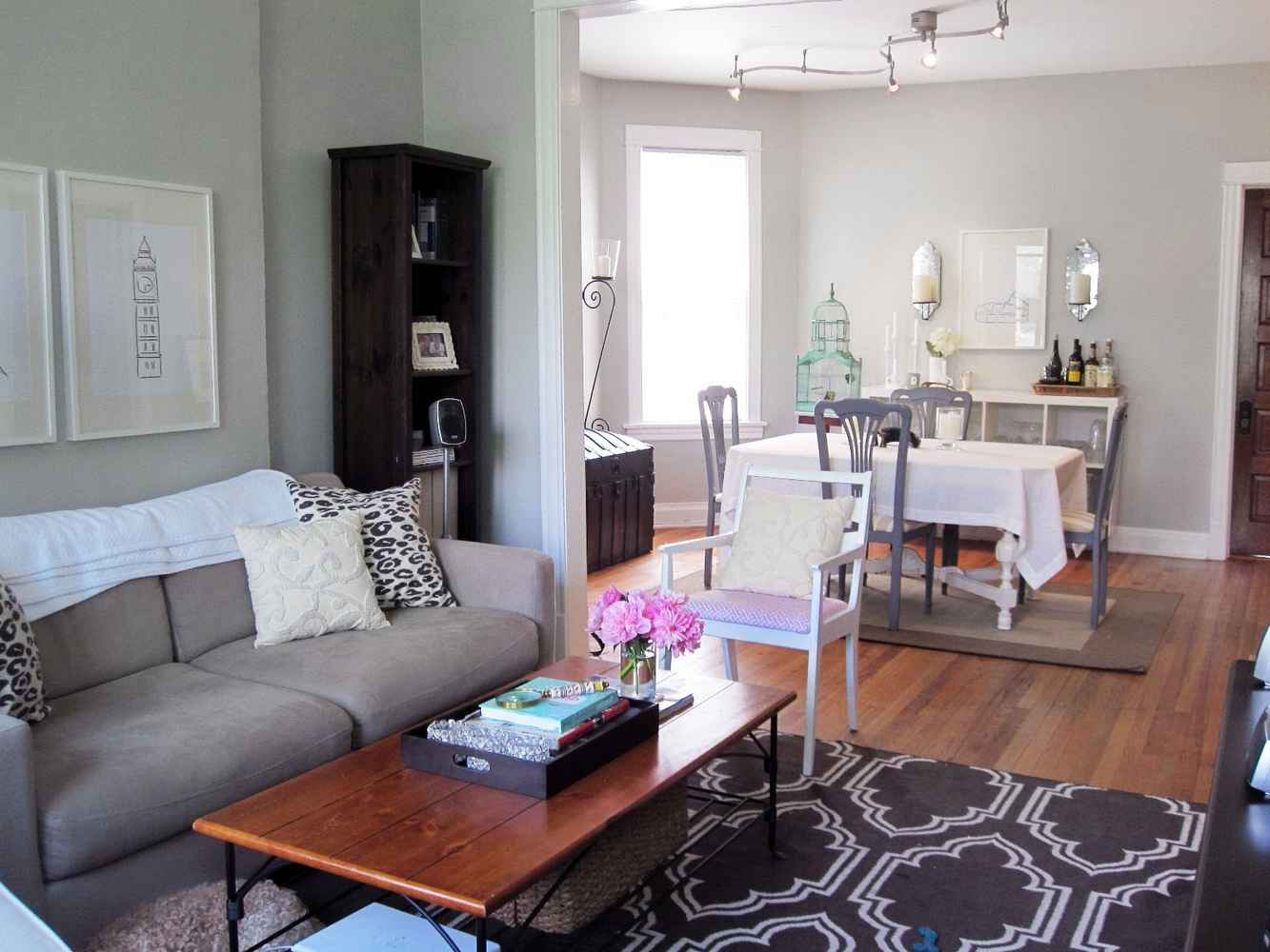 Living Room Dining Together Ideas House Plans 114252
