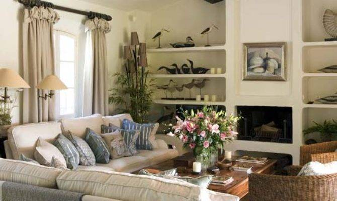 Living Room House Tour French Country