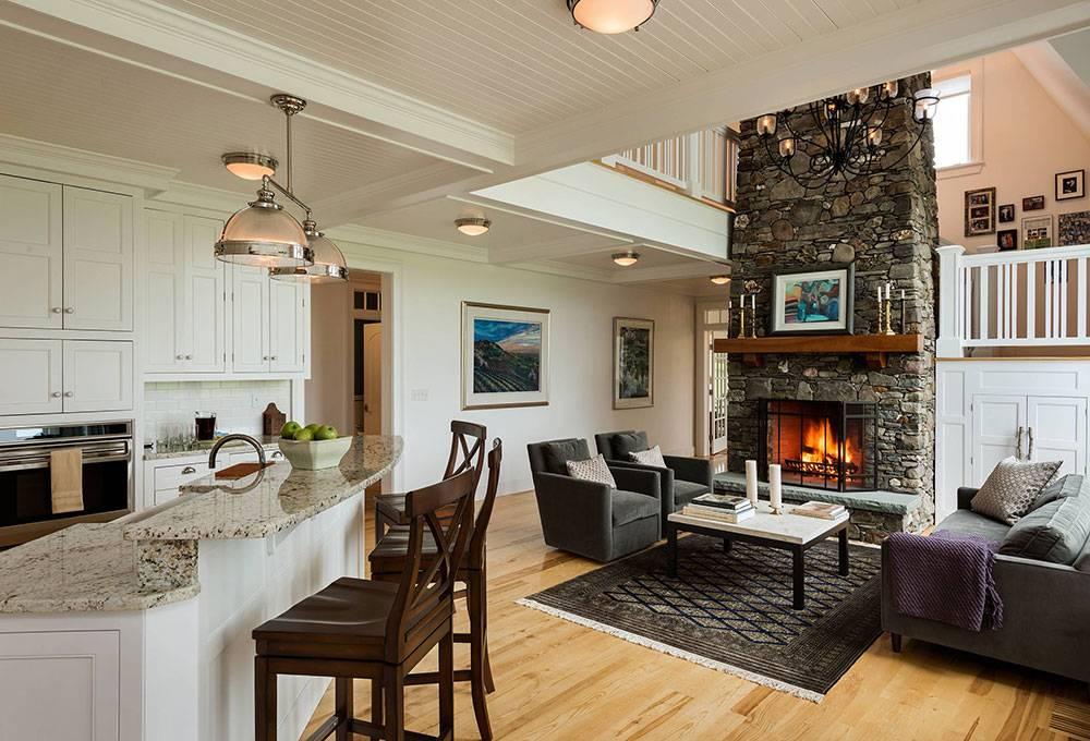Living Room Kitchen Design Modern Open Ideas Small House Plans 101896