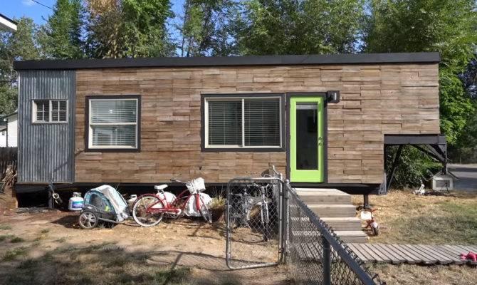 Living Tiny House Wheels