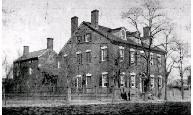 Lloyd House History City Alexandria