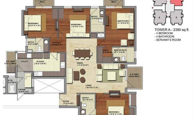 Location Map Plan Bhk Floor Master