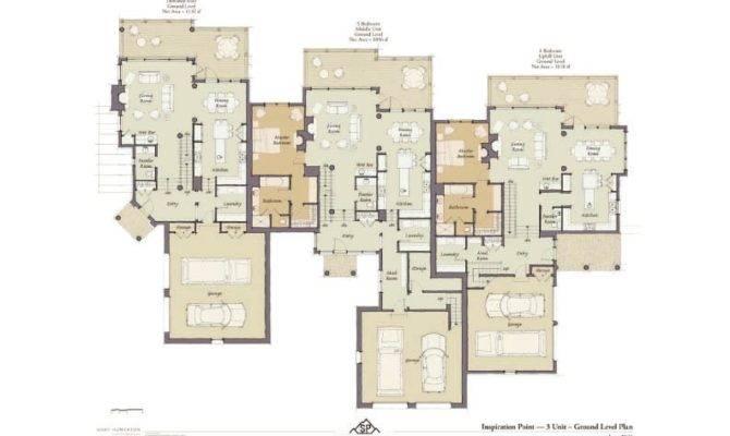 Lodge Floor Plans Coroflot Joy Studio Design