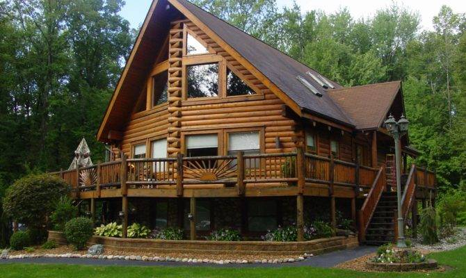 Lodge Style House Plans Elegant Cabin