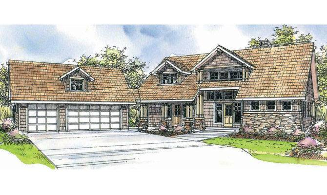 Lodge Style House Plans Mariposa Associated Designs