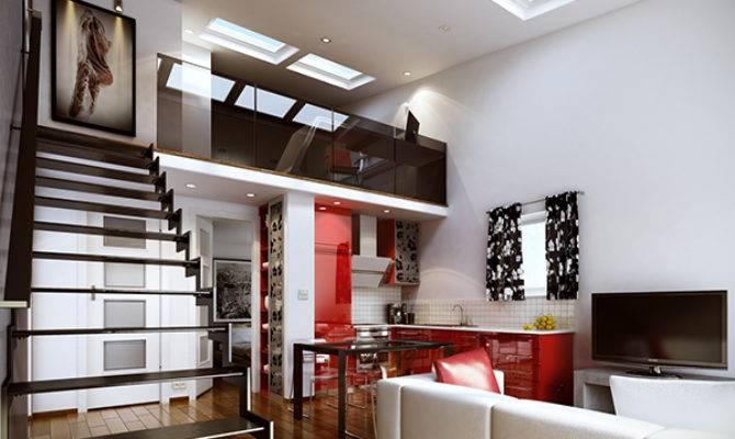 Loft Athens Behance