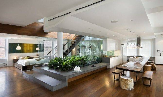 Loft Home Plans House