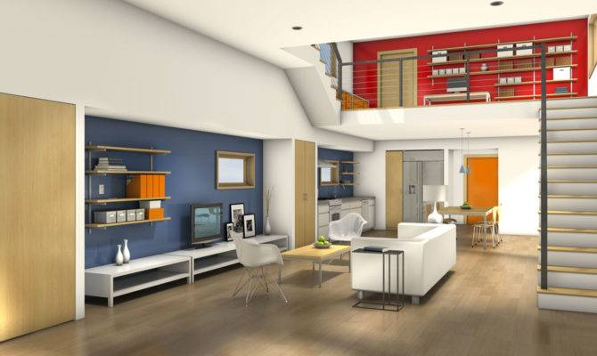 Loft House Plans Home Designs