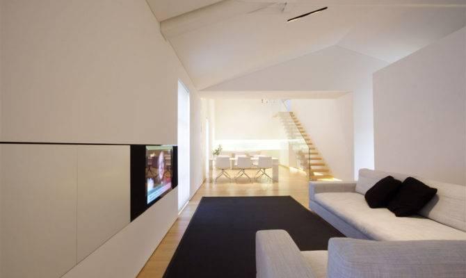 Loft Interior Design Decorating