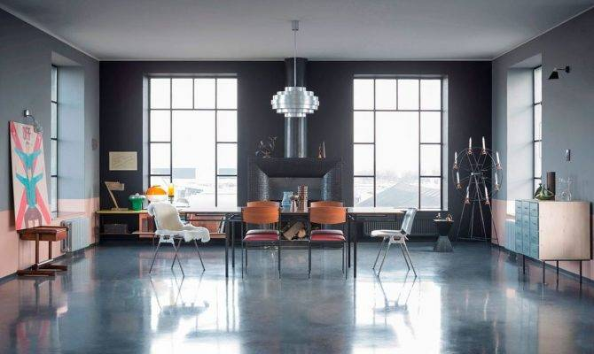 Loft Old Weapon Factory Quirky Modern Home