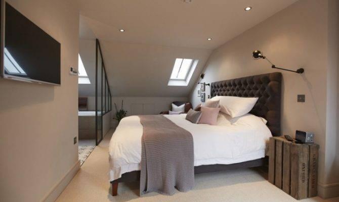 Loft Style Bedroom Designs Ideas Design Trends