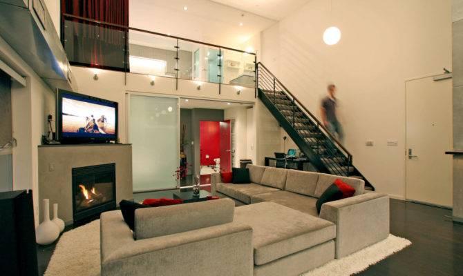 Loft Style House Interior Plans
