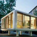 Loftcube Smart Small Modular Home Design Youtube