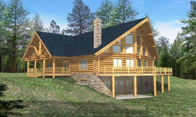 Log Cabin Bird House Plans