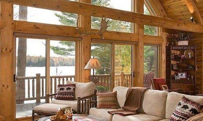Log Cabin Decorating Ideas Decor Around World