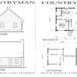 Log Cabin Designs Floor Plans Beautiful