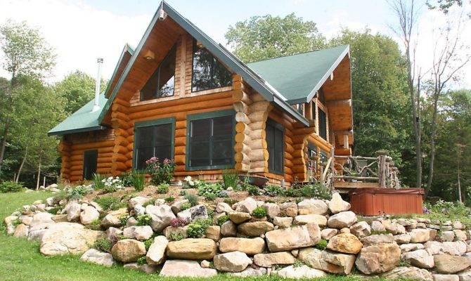 Log Cabin Designs Ontario Design Ideas