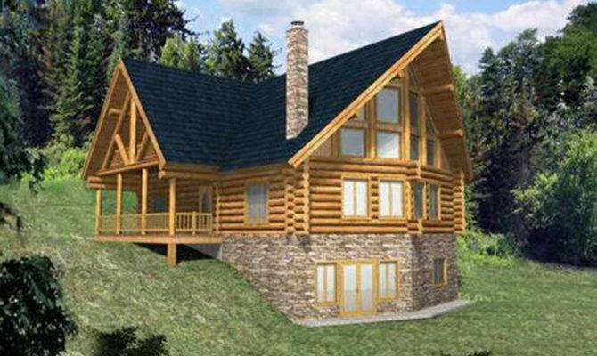 Log Cabin Floor Plans Project Homes Home