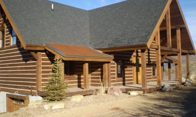 Log Cabin Floor Plans Utah Home Deco