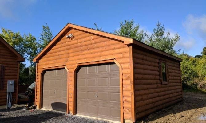 Log Cabin Garage Kits Marketing Journey