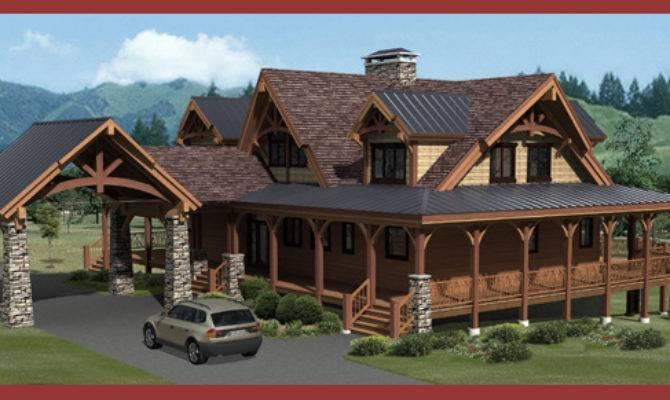 Log Cabin Home Plans Designs Homes Floor