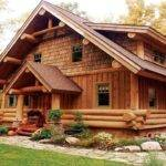 Log Cabin Homes Design Ideas Habitable Wooden Houses Youtube