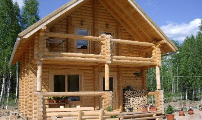 Log Cabin Homes Designs Small Home Loft Interior