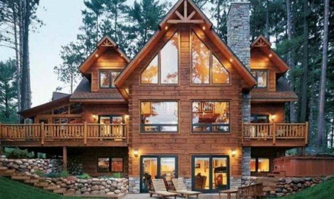 Log Cabin Homes Interior Kits Houses