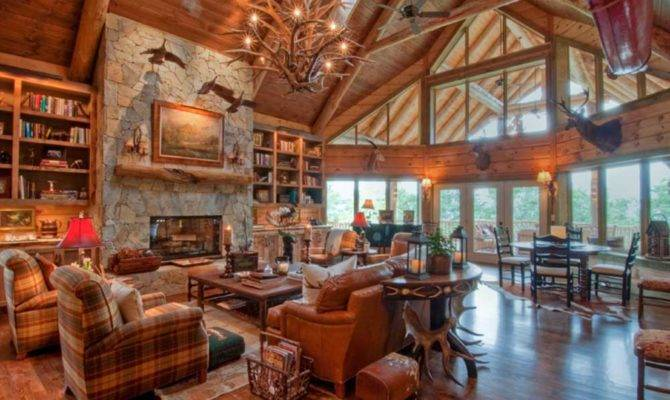 Log Cabin Interiors Design Ideas Knowledgebase