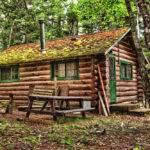 Log Cabin Long Last Quick Garden