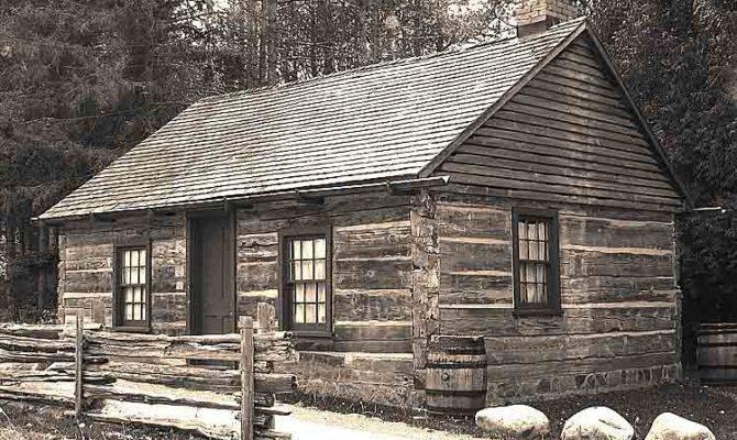 Log Cabin Whitchurch Stouffville Museum